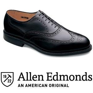 Allen Edmonds Chester Sz 15 Wingtip Oxfords Brogue